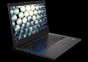 Podążając za wyżej wspomnianym przykładem laptopaLenovo ThinkPad E14, przeznaczonego typowo do pracy, wyodrębnić możemy kilka podstawowych cech, które czynią go idealnym własnie w tego typu zastosowaniach