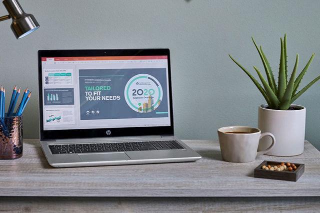 HP ProBook 430 G7 – wydajny laptop biznesowy